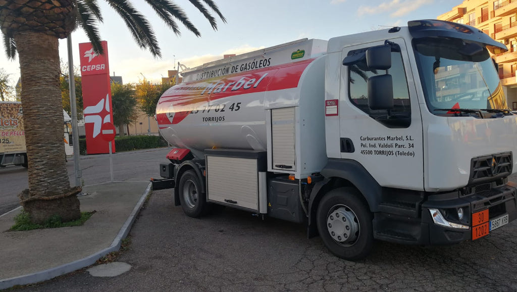 carburantes marbel gasoleo B